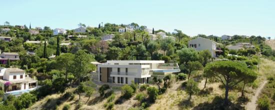Villa Dubai joel lecouturier architecte dplg paca