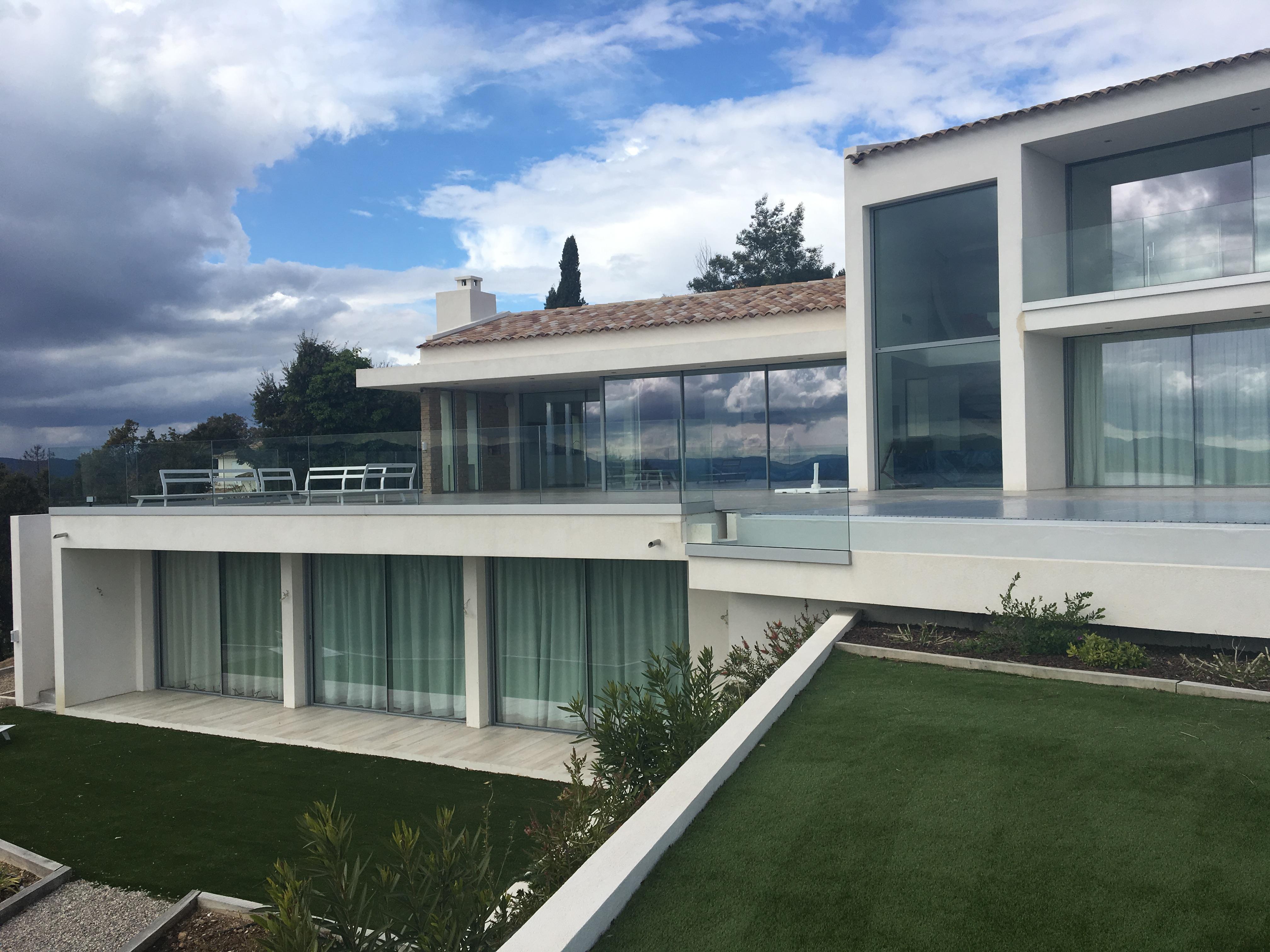 villa belvédère les issambres joel lecouturier